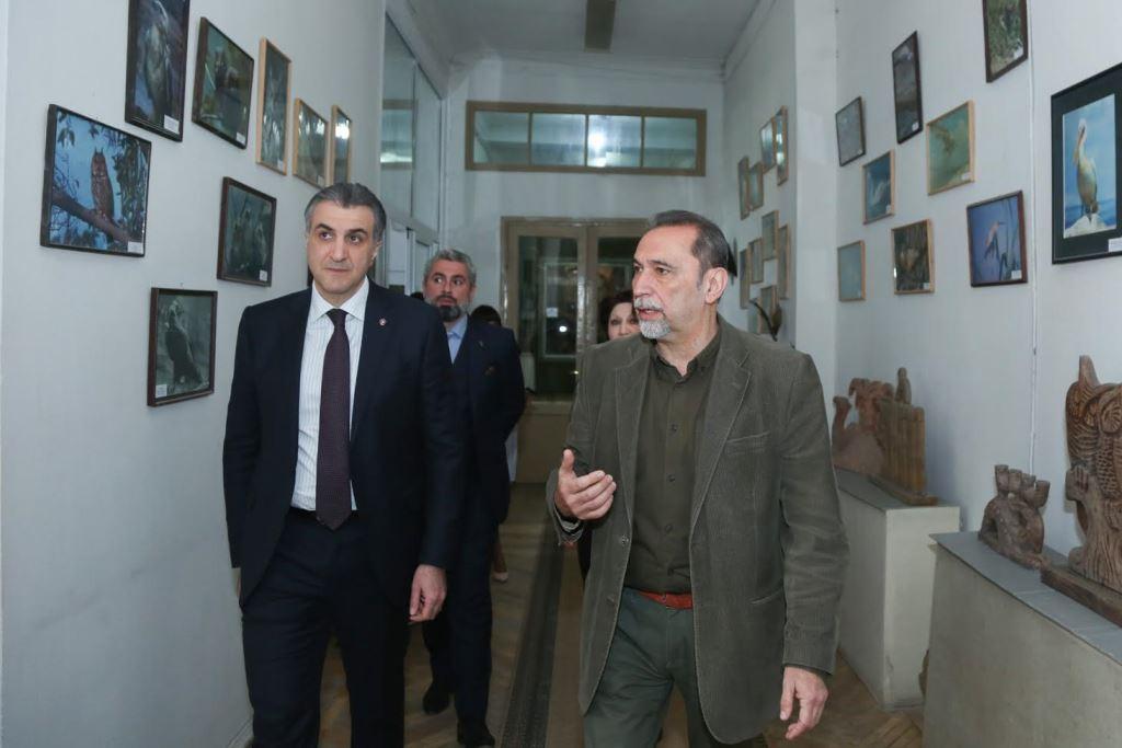 Игнатий Аракелян: В Иране и арабском мире заинтересованы в создании в Армении центров по разведению овец